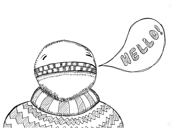 Hello Doodle
